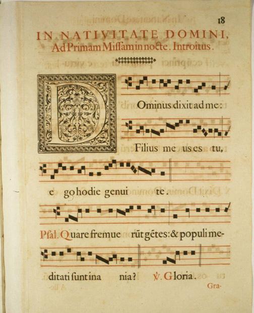 recording studio gregorian chants